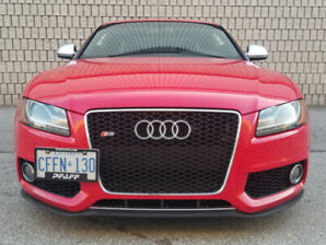 Audi S5 - Manual | LOW KMS | Fully Loaded!