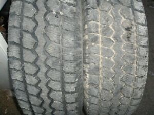 motomaster winter tires 245/75r16