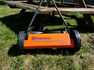 Husqvarna 64 Push lawn mower