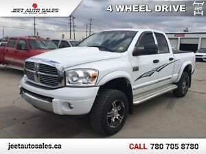 2008 Dodge Ram 3500 Laramie 4x4 Quad Short box Diesel