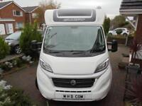 SWIFT ESCAPE 694, LOW PROFILE, 4 BERTH, REAR ISLAND BED, 365 MILES, IMMACULATE