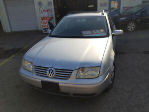 2004 VW Jetta (Wagon)