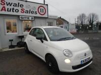 2011 FIAT 500 1.2 POP - 20,612 MILES - LOW MILEAGE - £30 A YEAR ROAD TAX