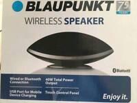 BRAND NEW Blaupunkt Oval Wireless Home Speaker BPS-5