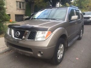 2007 Nissan Pathfinder SE; Impeccable, 9200$ (English below)