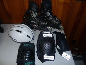 Patins à roue aligné Rollerblade Triforce (Made in Italy) de gra