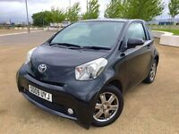 2009 TOYOTA IQ 1.0 VVT ++ ALLOYS ++ REMOTE LOCKING ++ ZERO ROAD TAX ++ MARCH MOT.
