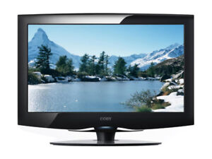 "19"" lcd tv and android box MXQ plus. loaded with Terrarium and M"