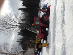 Tracteur david-brown