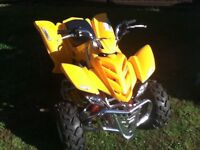 2 yamoto atv's for sale SOLD THANKS