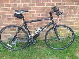 Marin Alp hybrid bike