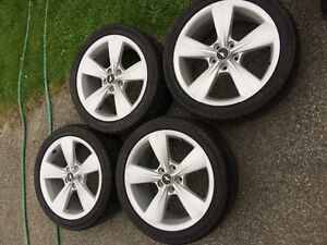 Mags 18po 5x114.3 mustang