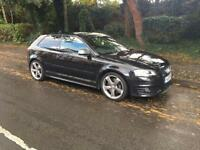 2011 AUDI S3 2.0 TFSI QUATTRO S LINE BLACK EDITION (ONE FORMER KEEPER)