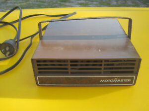 OLD SCHOOL VEHICLE HEATER