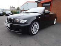 2005 55 BMW 3 SERIES 330CD SPORT CABRIOLET 3.0 2D DIESEL