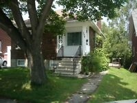 2+1 Bedroom All Brick House for Rent