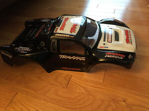 TRAXXAS SLASH 1/10 SCALE RC BODY