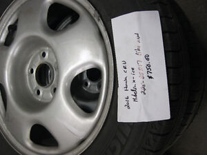 Honda CRV snow tires