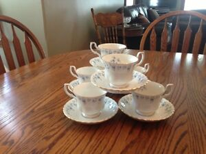 Cups and saucers Stratford Kitchener Area image 1