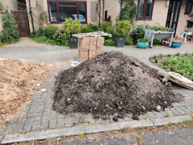 Top soil free to collect