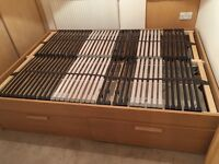 URGENT Ikea BRIMNES bedframe