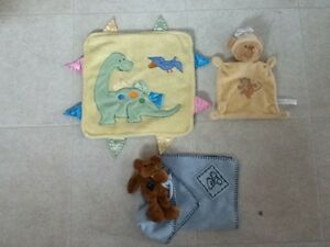 Infant Small Snuggle Blanket