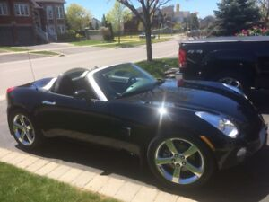 2006 Pontiac Solstice Convertible Imaculate Condition
