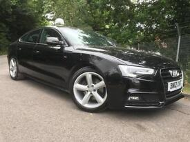 2012 Audi A5 1.8 TFSI (170ps) Sportback S Line 5dr, Facelift Model, 1 Owner, FSH