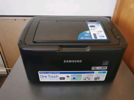 Samsung ML-1865W Black Mono Laser Printer (Wireless)