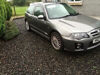 MG ZR 105 trophy
