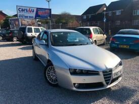 07 ALFA ROMEO 1,9 TURISMO JTS IN GREY *MOT TILL JANUARY 2019* £1795