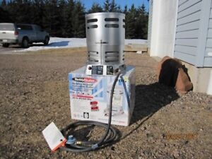 Propane Space Heater  SOLD  SOLD  SOLD