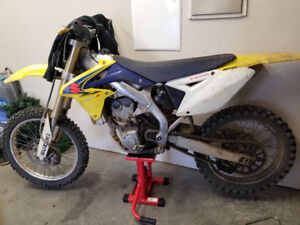 08 rmz 450, loaded with after market parts