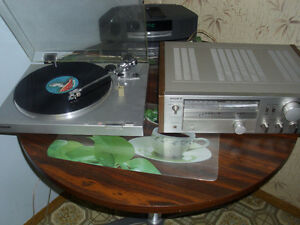 cheap  old school quality stereo