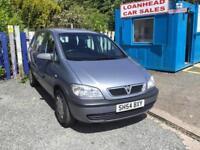 Vauxhall/Opel Zafira **MOT DEC 2018 **PX TO CLEAR
