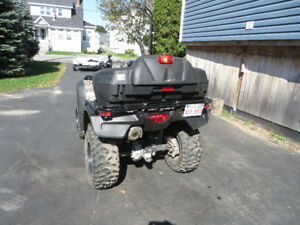 For Sale 2011 Honda TRX 500 Rubicon CTE
