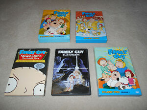 Family Guy Series. 1-3, Blue Harvest and Untold Story London Ontario image 1