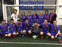 Looking to join a rec soccer team (men's or coed) in Barrie.