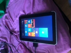 Professional hp tablet / fast intel 1.8GHz/windows 10/ms office