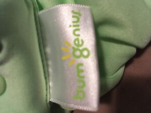 Bum Genius AIO Organic Cotton Diapers Belleville Belleville Area image 2