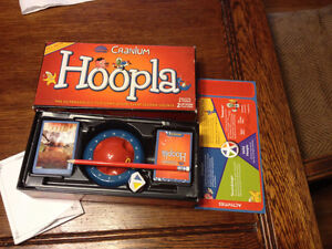 """Hoopla"" by CRANIUM-new condition (1 deck of cards still sealed)"