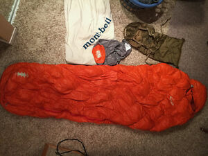 Mont-bell Down Hugger 650 #1 Sleeping Bag