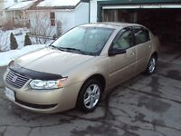 2007 Saturn ION-2.0L- Sedan -1 owner- 100000km- $3400