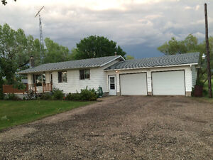10 acres acreage with house for sale