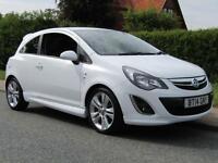 2014 Vauxhall Corsa 1.3 CDTi 95 BHP ecoFLEX SXi 3DR TURBO DIESEL HATCHBACK * ...