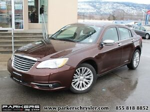 2012 Chrysler 200 Limited   - Bluetooth- Heated Seats- Remote St