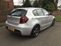 BMW 1 series 120d sport AUTOMATIC !