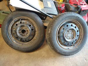 Winter tires for sale Kitchener / Waterloo Kitchener Area image 1