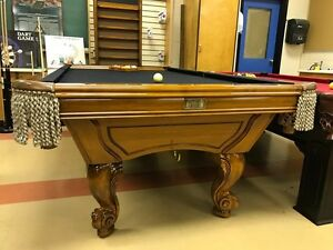 8ft POOL TABLE BY CANADA BILLARDS Kingston Kingston Area image 5