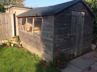 10ftx8ft shed